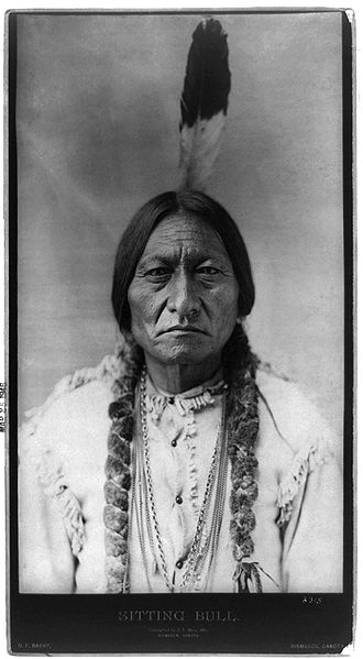 You have failed to impress Sitting Bull in the slightest.